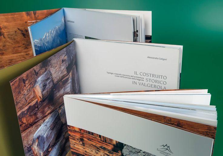 Il costruito storico in Valgerola Il sasso e il legno e il loro magico fondersi nell'architettura di montagna, racchiusi in questo libro dove sono raccolte le tipologie, i materiali e le tecniche utilizzate nel territorio dell'Ecomuseo della Valgerola. Sfoglia un'estratto del libro in vendita all'ecomuseo della Valgerola (info@ecomuseovalgerola.it) http://en.calameo.com/read/000736284f62e9cb957bb