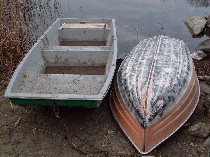 barche a riposo