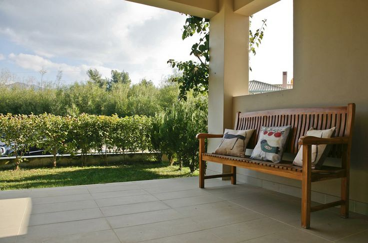 Ionian Nest   Apartments for sale by the Ionian sea in Pogonia Greece   Two bedroom apartment