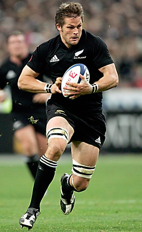I'd rather be watching the New Zealand All Blacks... world champions... most winningest team ever. Not bad for a country of 4 million. Capt. Richie McCaw