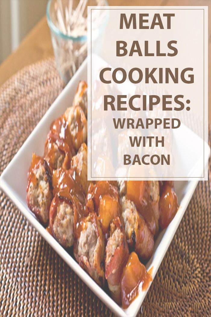 Bacon wrapped sweet & sour meatballs is an awesome recipes to try it out. Easy to make and it can serve up to 6 persons.Great for the whole family.