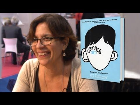 Interview with R.J. Palacio. Great for website that introduces book to parents  community. Maybe a different trailer for students?