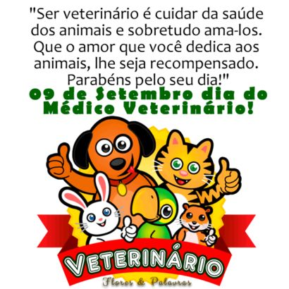 mensagens engraçadas para o dia do medico veterinario
