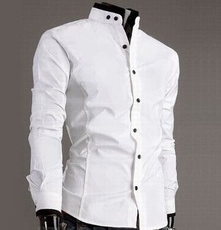 42 best White Shirts images on Pinterest   Men's clothing ...