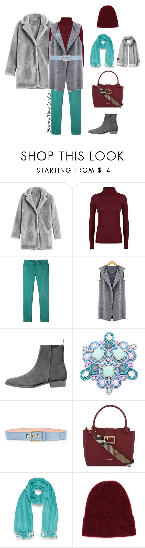 """""""Без названия #215"""" by tatiana-budkevich on Polyvore featuring Mountain Khakis, MANGO MAN, Dsquared2, Burberry, Peach Couture и Canada Goose"""