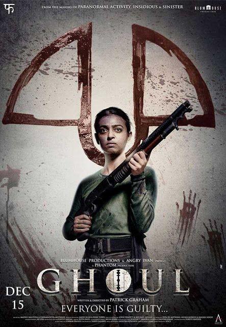 Ghoul Netflix Original Realease Date Cast Director Wiki