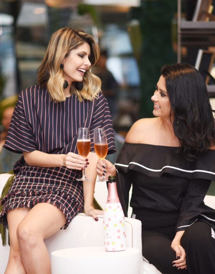 Saiba tudo o que aconteceu no QG do Fhits com os parceiros Truss, Vult, Wine Vinhos e Buffet Charlô