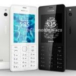 Nokia 515 Stylish phone