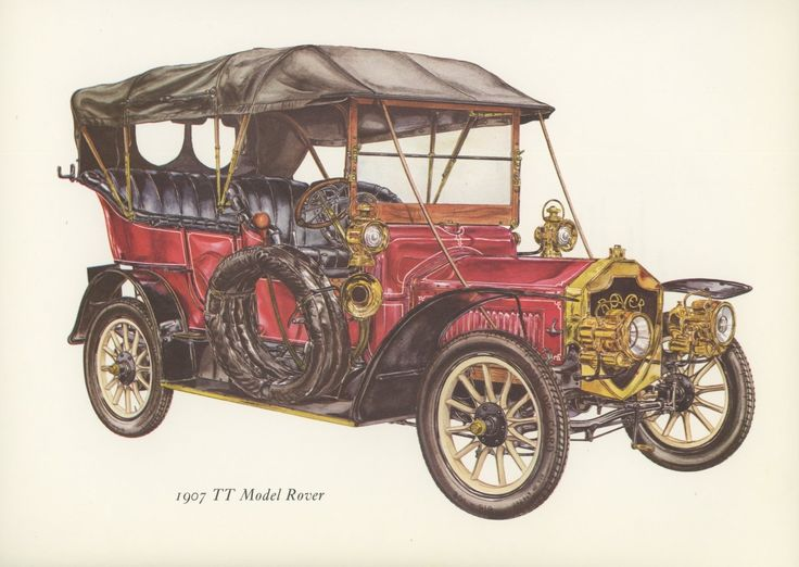 Best Clipart Cars Bikes Etc Images On Pinterest Car Vintage