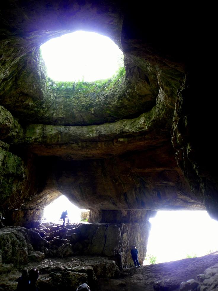 Amayzing Cave network near Tatabánya, Hungary
