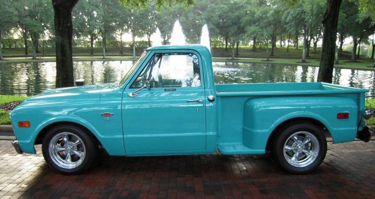 help locate a 1968 gmc short bed c10 pickup truck and. Black Bedroom Furniture Sets. Home Design Ideas