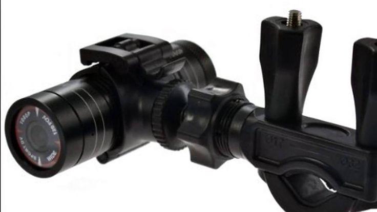 PowerLead Caue PC6 Mini Sports Camera 1080P Reviews | Full HD Action Waterproof Camera Reviews