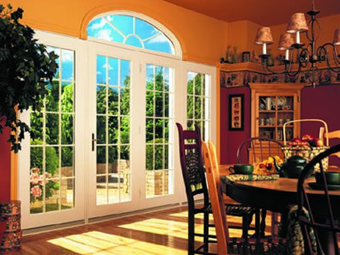 French #patiodoors Are An Elegant Way To Bring In Light And Provide Access  To Your
