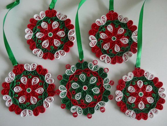 17 best images about stjerner paper quilling on pinterest for Decoration quilling