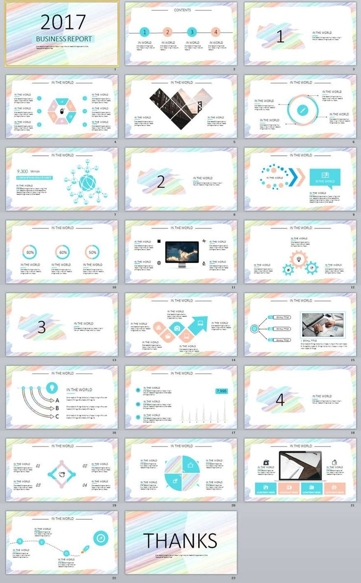 97 best powerpoint templates images on pinterest visual 23 multicolor business powerpoint templates toneelgroepblik Choice Image