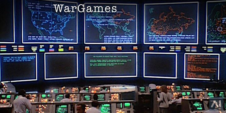 WarGames https://www.artificial-intelligence.blog/entertainment/wargames #WarGames is a 1983 American #ColdWar #sciencefiction #film. The film stars #MatthewBroderick and follows David Lightman (Broderick) a young #hacker who unwittingly accesses WOPR (War Operation Plan Response) a United States #military #supercomputer originally programmed to predict possible outcomes of #nuclearwar. #ai #ArtificialIntelligence