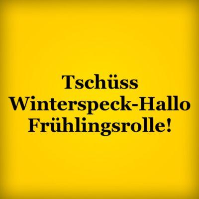 Cooler Spruch :)