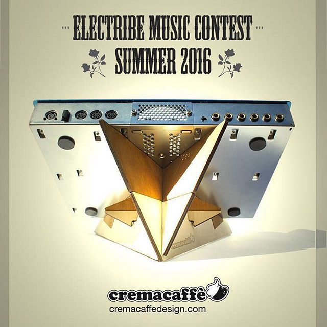 the ELECTRIBE Music Contest is now up and running!  Entry period: Aug. 20…