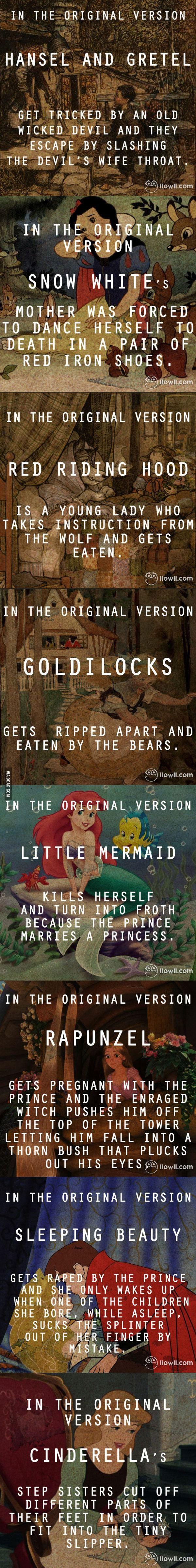 best dark meanings behind nursery rhymes and fairy tales images
