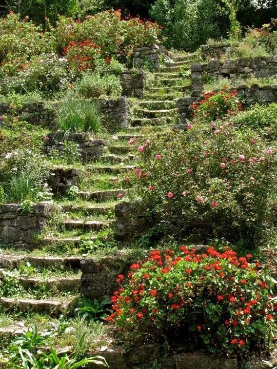 32 best outdoor stairs images on Pinterest Stairs Garden paths