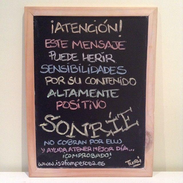 Con una sonrisa, todo mucho mejor.  Toca seguir con mi búsqueda otro día más. #trabajo #Cantabria (11 de diciembre)