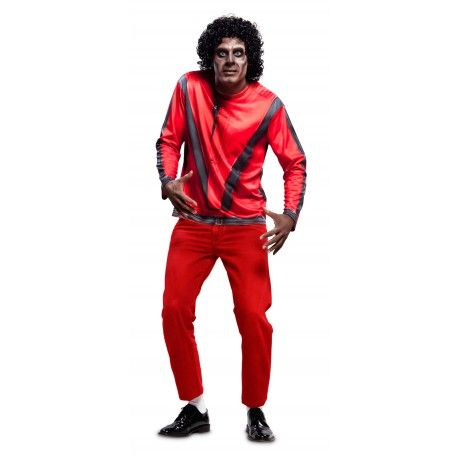 Camiseta de Michael Jackson #Camiseta #Disfraz #MoonWalker para hombre