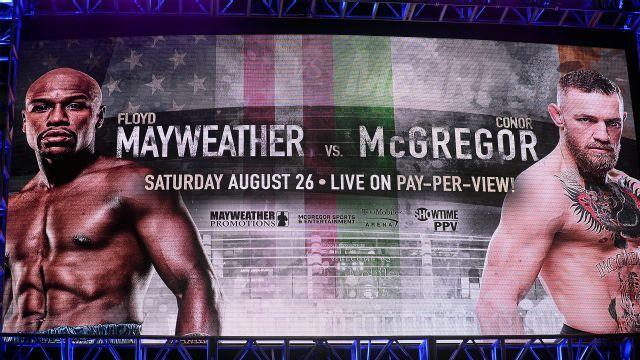 Watch live: Mayweather-McGregor news conference #FansnStars
