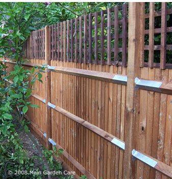 Main Garden Care - Garden Fencing