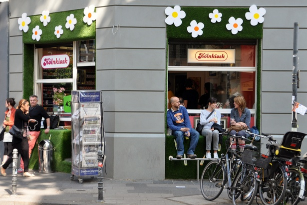 """Mode- und Designfest """"le bloc"""" im Belgischen Viertel"""