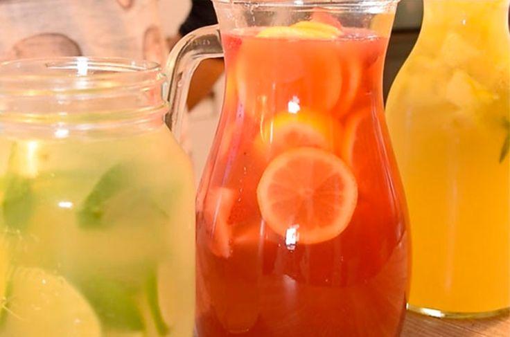 Cómo hacer aguas locas con fruta. Con vodka, tequila o mezcal, anímate a preparar estas singulares bebidas famosas en todas las fiestas.