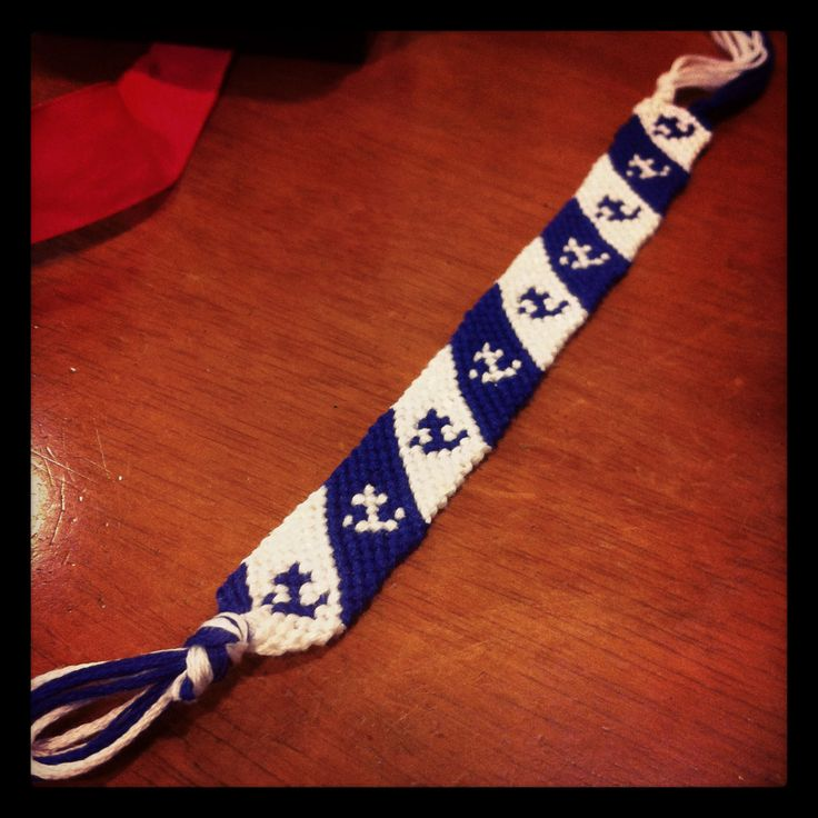 Photo by susian Friendship bracelet / tutorial