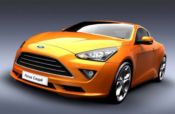 Ford Focus Coupe Concept
