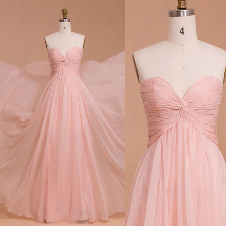 popular pink maternity bridesmaid dresses