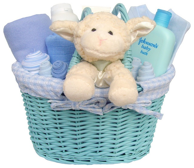 Baby Nappy Cake at Labours Of...