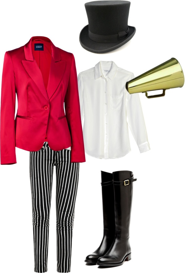 """""""SEUSSICAL RINGMASTER"""" by alycurry on Polyvore"""