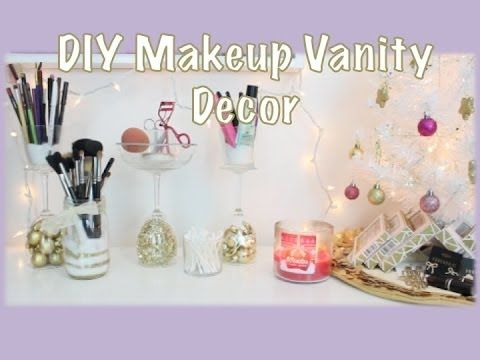Simple Chic Fabulous Diy Vanity Decor How To Make