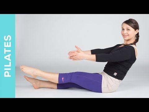 Power Pilates Workout für Bauch, Beine, Po – Anf…
