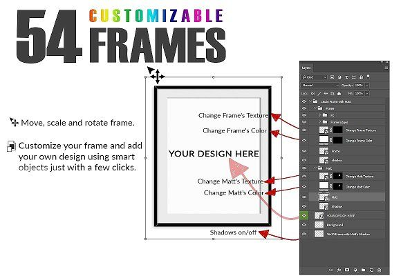 75 best mock up images on Pinterest | 3/4 beds, Abstract art ...