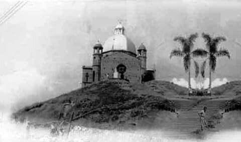 Cúpula iglesia de San Cayetano. Santiago de #Cali #CaliViejo