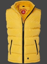 Wellensteyn Snowdome Vest Men, PrincessAirTec, Sun