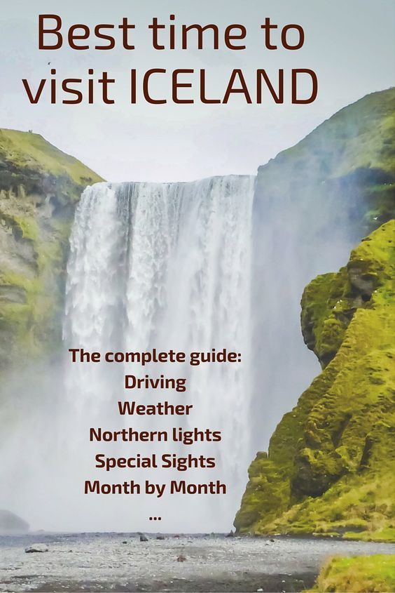 Best time to visit Iceland – the complete guide – get all the info about weather… – Stefan Munteanu