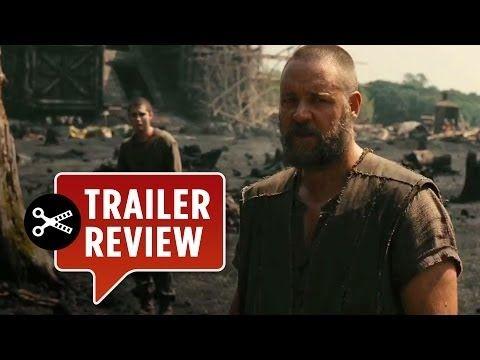 Instant Trailer Review - Noah Trailer #1 (2014) - Russell Crowe, Emma Watson Movie HD - YouTube