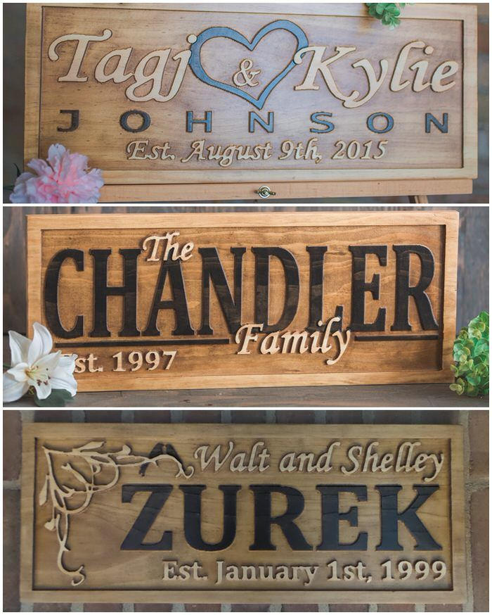 17 Best Ideas About Name Signs On Pinterest