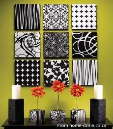 Here are a few creative ways you can decorate your room this fall