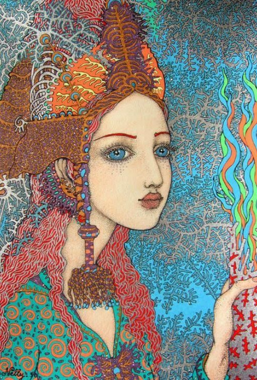Espíritu del Arte: Nelly Chichlakova