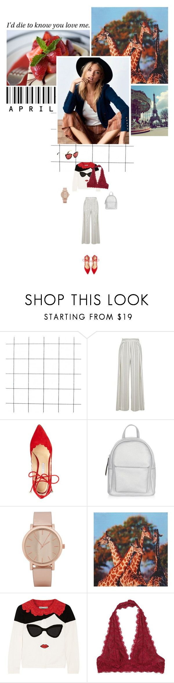"""""""I'd die to know you love me."""" by miky94 on Polyvore featuring moda, Topshop, Bionda Castana, CÉLINE, New Look, ALDO, WALL, Alice + Olivia e Free People"""