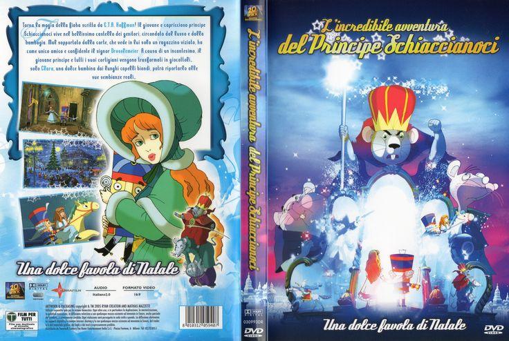 L'incredibile avventura del principe Schiaccianoci (Nussknacker und Mausekönig, German 2004) Dvd cover Ita (3168x2130)