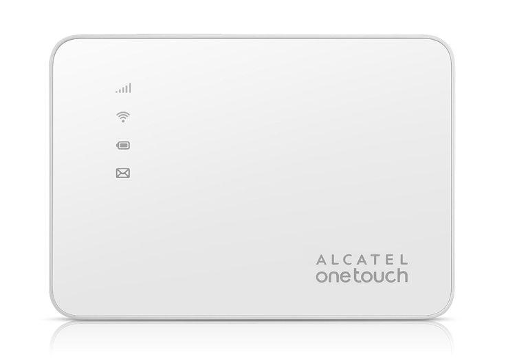 Alcatel Onetouch Link 4G Tu Router 4G para navegar a toda pastilla donde quieras ¡¡¡Fiuuuum!!!