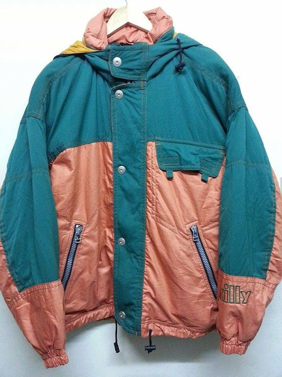 sale Vintage 1990s Killy By Asics Style Skiwear by SuzzaneVintage