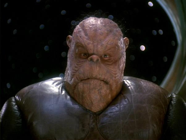 Morn (Star Trek: Deep Space Nine)                              …